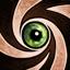 Regard hypnotique (Extraordinaire) : Ce joueur a de puissantes capacités télépathiques qu'il peut utiliser pour Immobiliser un adversaire. Le joueur peut utiliser son REGARD HYPNOTHIQUE à la fin de son Action de Mouvement sur un adversaire se trouvant dans une case adjacente. Effectuez un jet d'Agilité pour le joueur utilisant le REGARD HYPNOTHIQUE avec un modificateur de -1 pour chaque Zone De Tacle adverse autre que celle de la victime. Si le jet d'Agilité est réussi, la victime est hypnothisée et perd sa Zone de Tacle, ne peut pas Attraper, Intercepter ou Passer le ballon, assister un joueur sur un Blocage ou une Agression, ou bouger volontairement jusqu'au début de sa prochaine Action ou de la fin de la Phase de jeu. Si le jet d'Agilité échoue, le REGARD HYPNOTHIQUE n'a aucun effet.