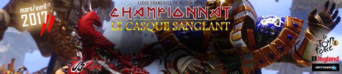 Championnat de la Ligue française de Blood Bowl2